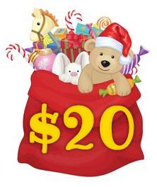 $20 Toy