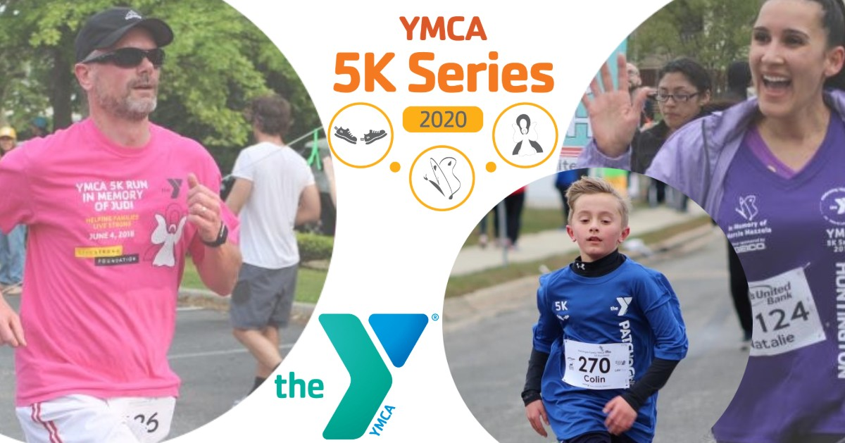 YMCA 5K RUN SERIES