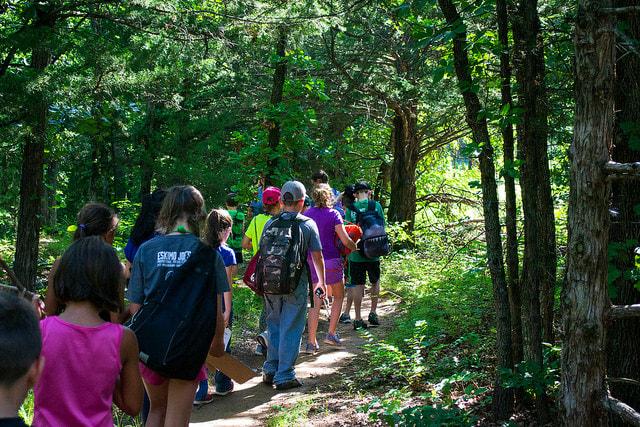Week 5: ASL in Adventure Camp