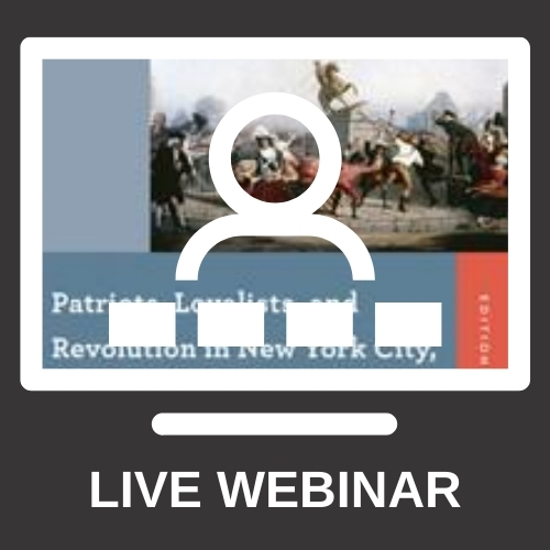 Webinar: Use Patriots Online