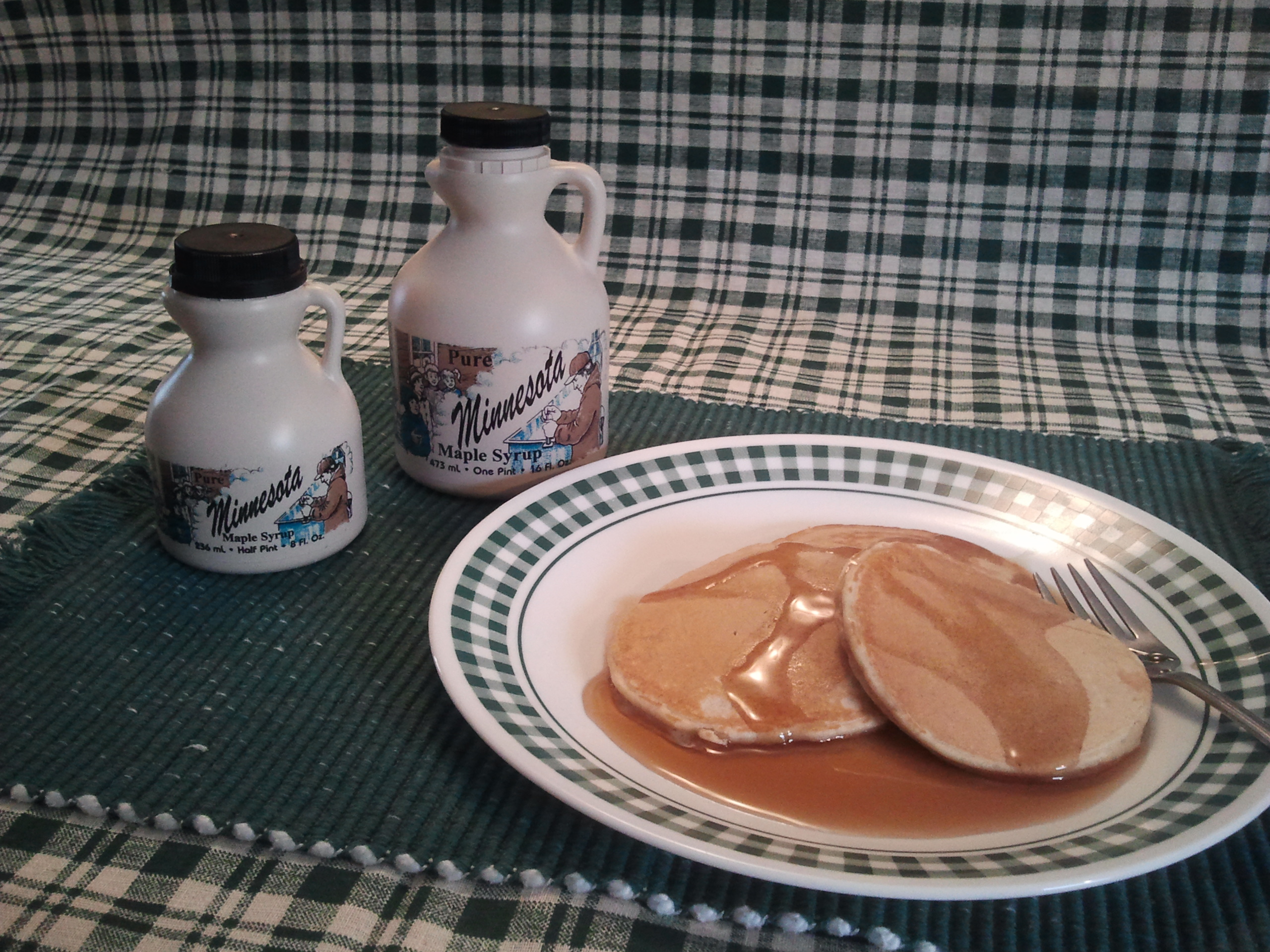 MAPLE SYRUP from Treasured Haven Farm
