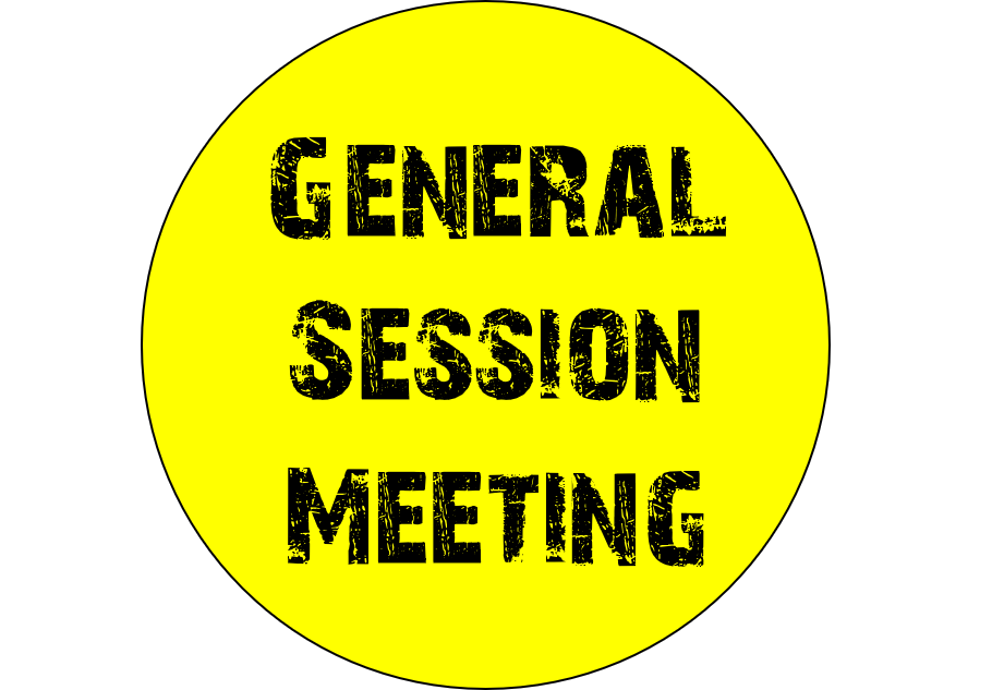 1:30-3:00pm General Session Meeting (Mandatory for Clubs/Promoters)