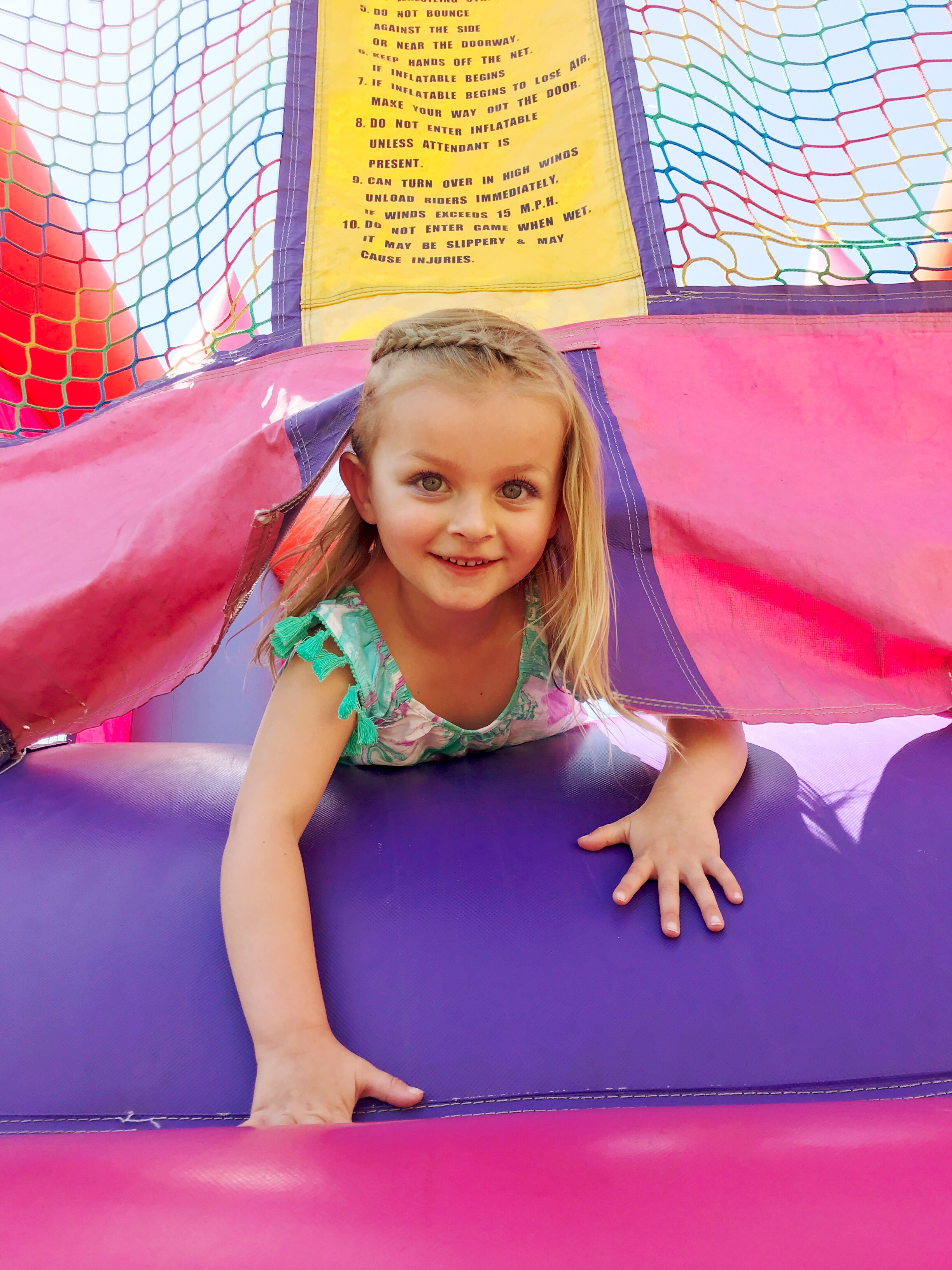Inflatable Obstacle Course (Add On)