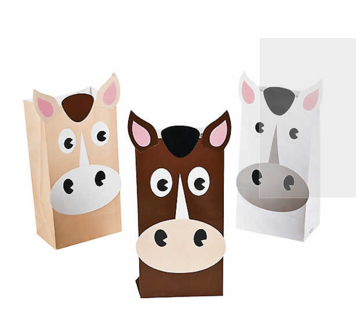 Special TREAT Gift Bag for HORSES (not people :)