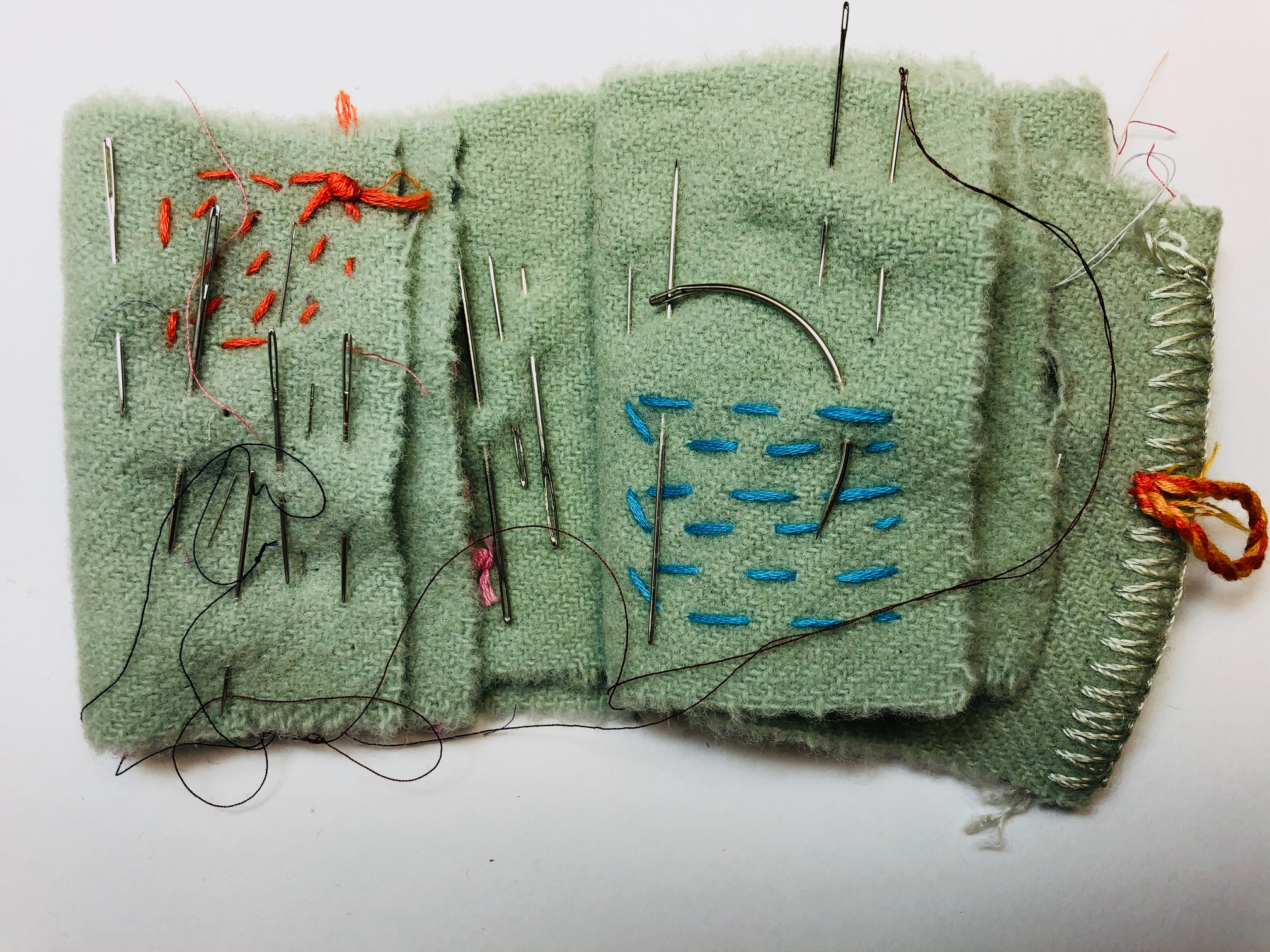 Sewing Needle Book - Judy Dominic