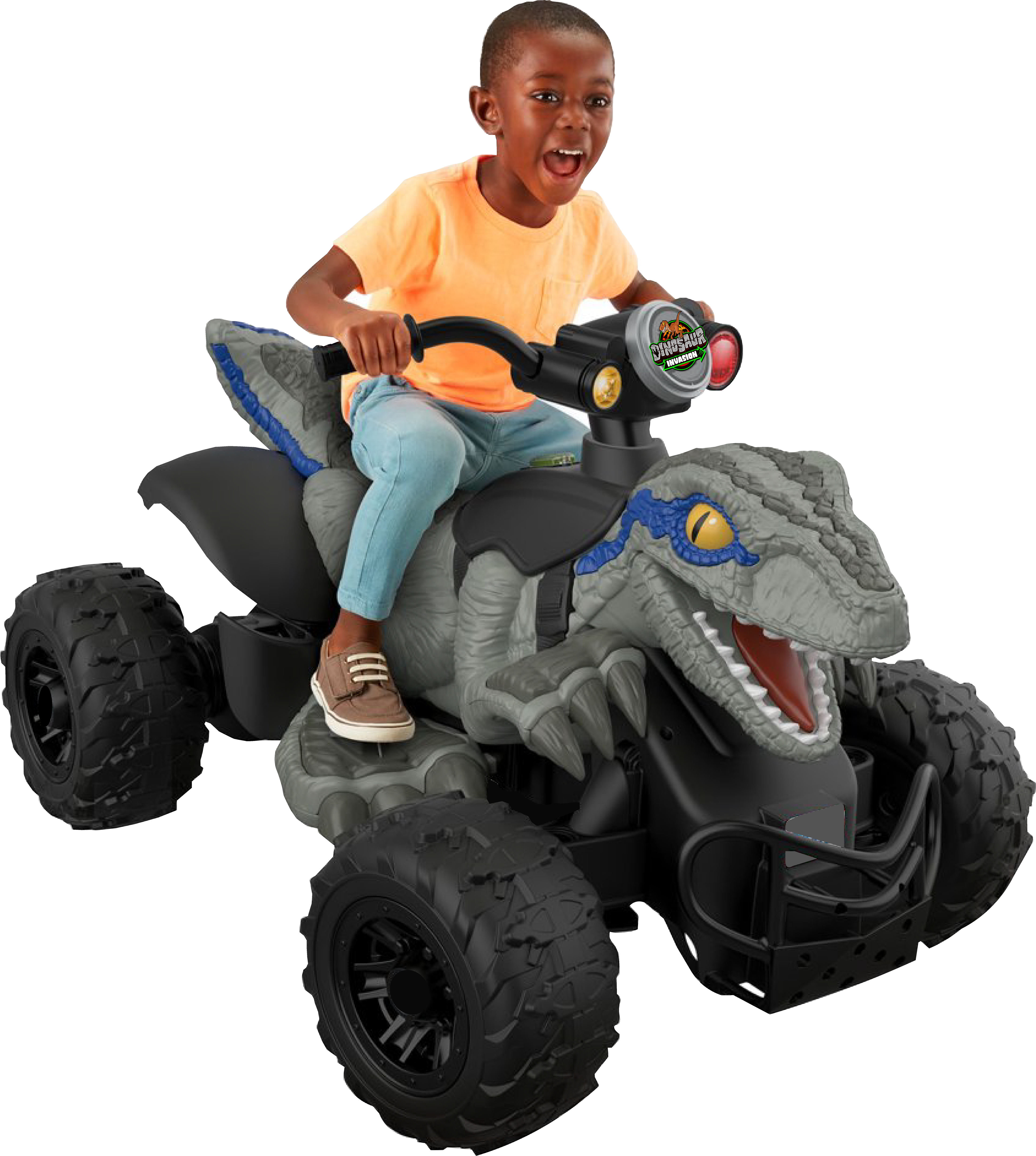 Unlimited Rides on ATVs and inflatables - BEST VALUE