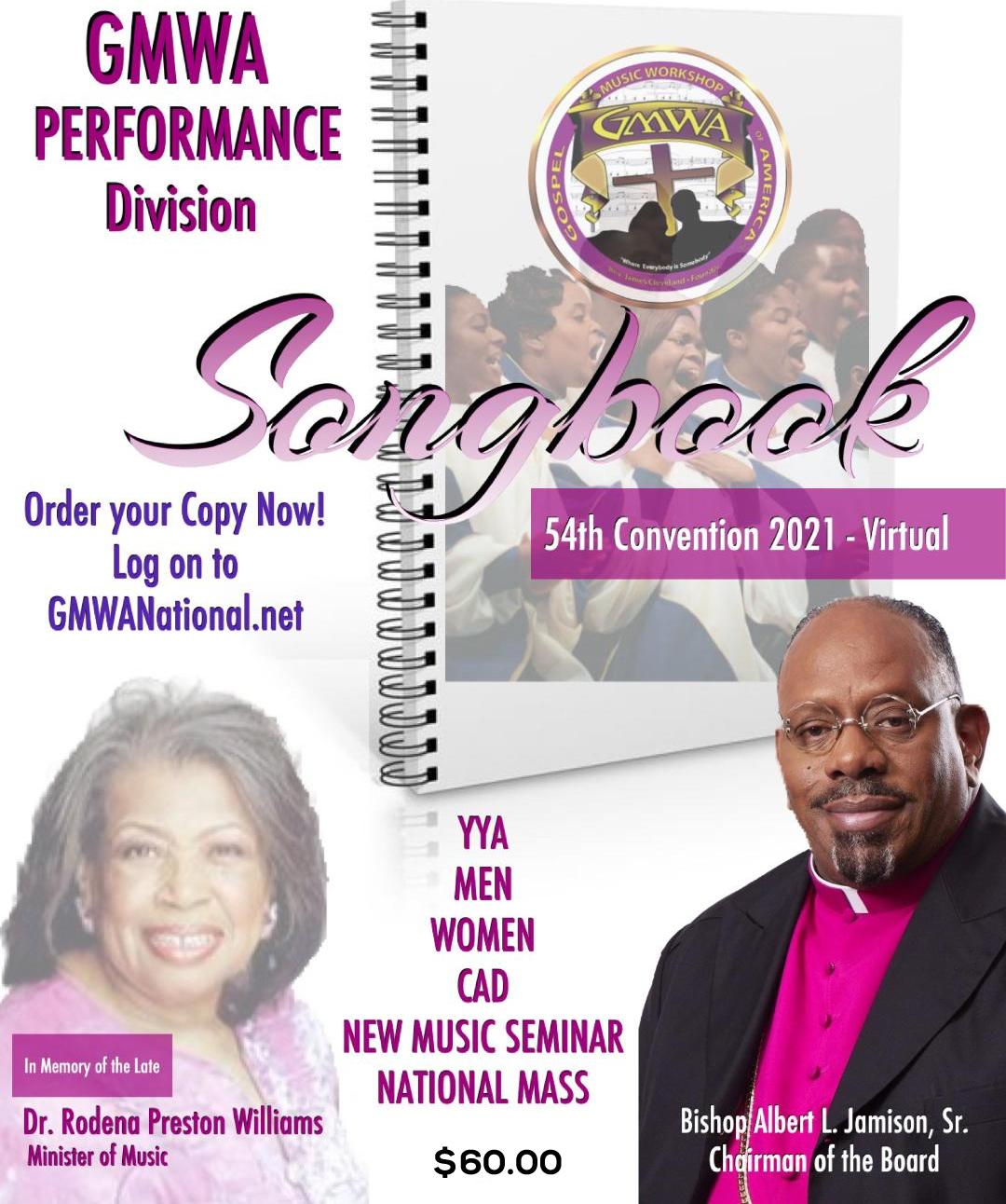 Choir Registration/Songbook