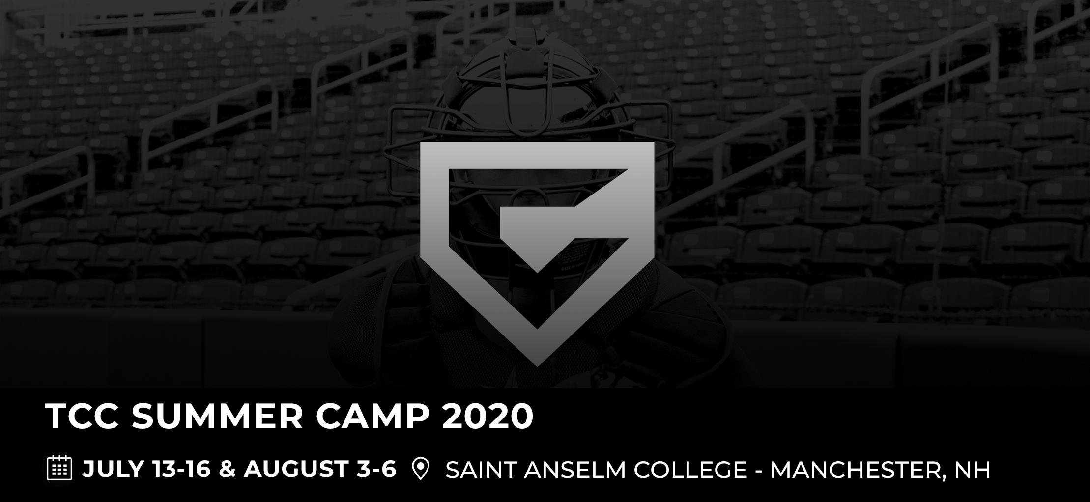 TCC SUMMER CAMP 2020 - AUGUST