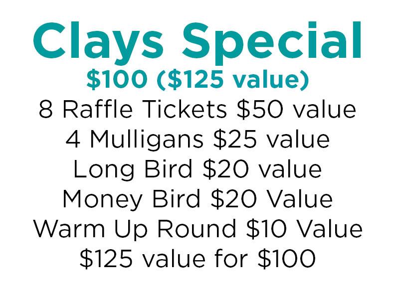 Clays Special