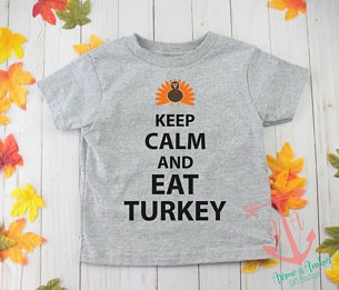 Youth/KIDS TURKEY T-Shirt