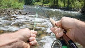 Fly Fishing- Bubba Brammer & Alex Collier