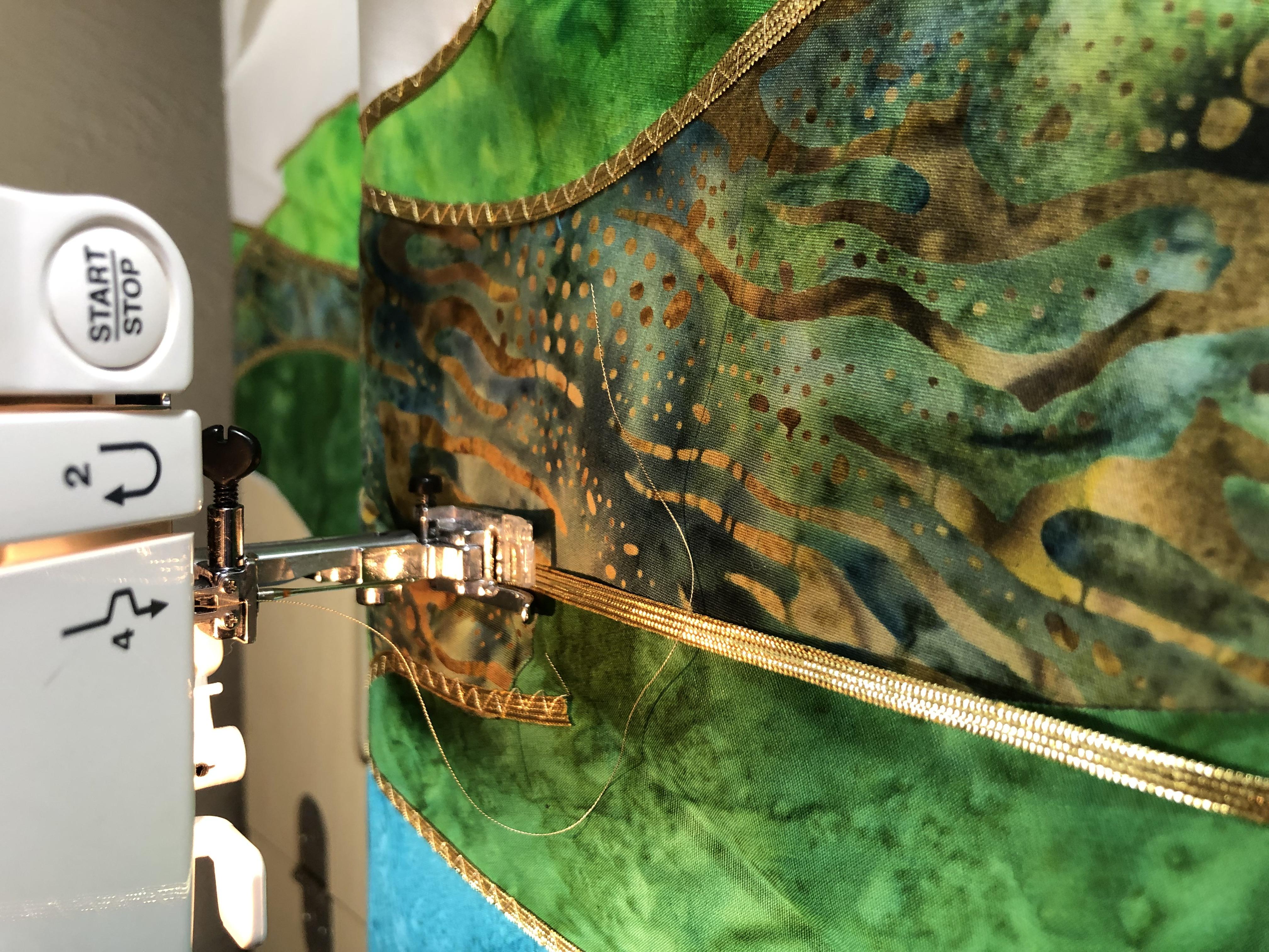 The Art of Stole Making - Darci McKinnon