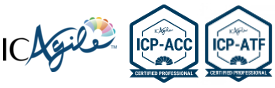 ICAgile Certified Professional in Agile Coaching (ICP-ACC) + Agile Team Facilitation (ICP-ATF)