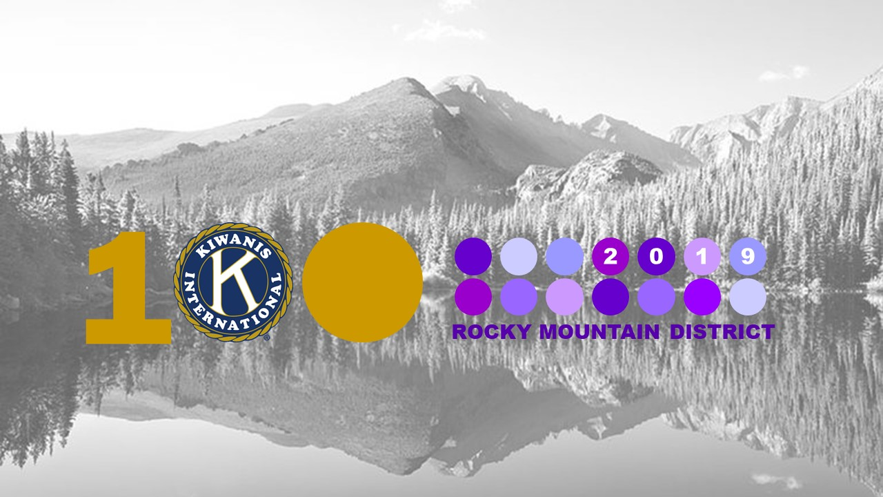 2019 Kiwanis Rocky Mountain District Convention