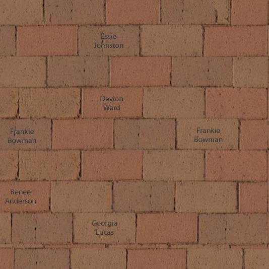 """4"""" x 8"""" Standard Brick"""