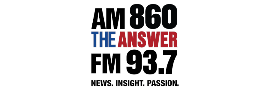 AM 860 The Answer FM 93.7 News, Insight, Passion