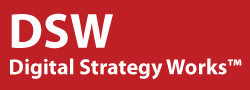 digital strategy works logo