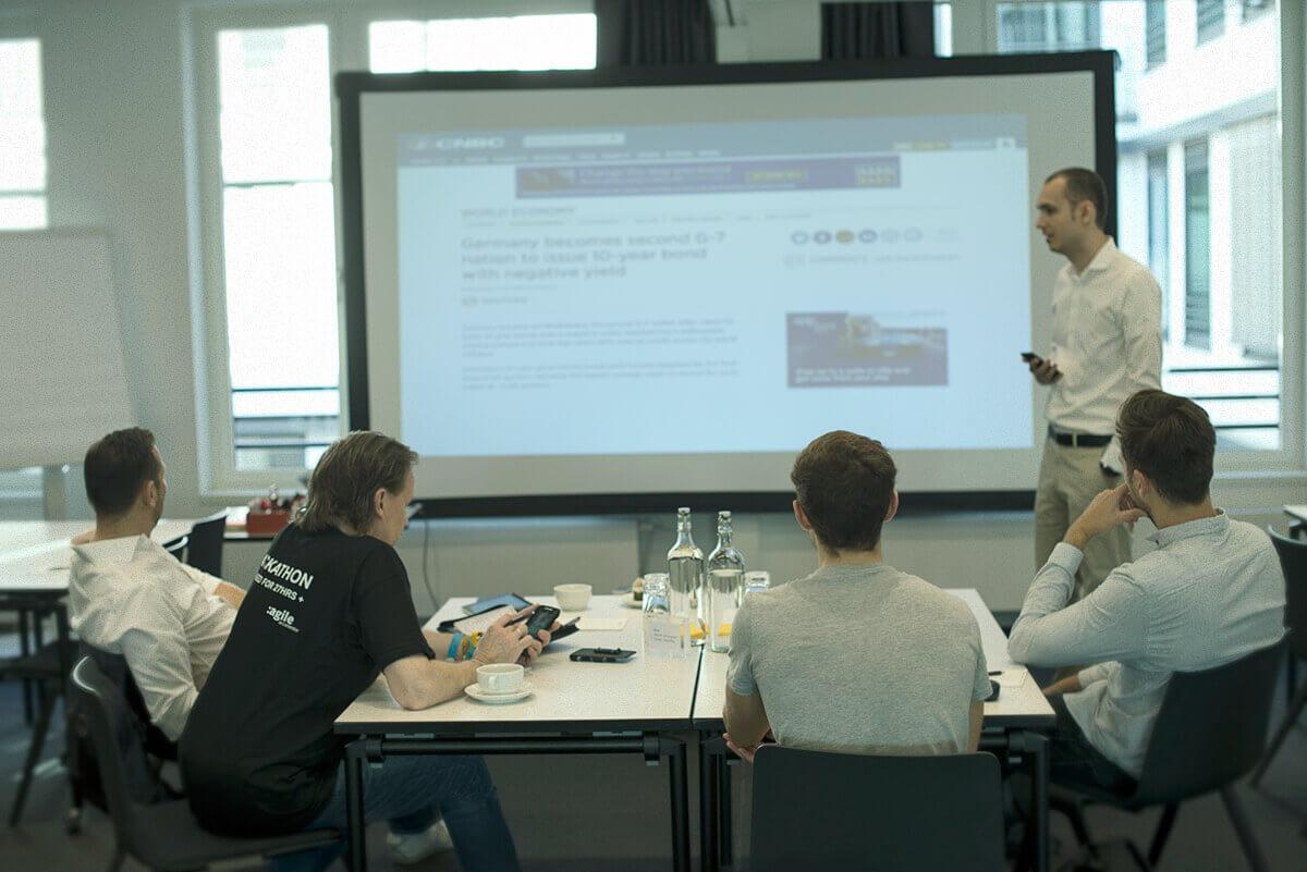 Berlin Workshop on Agile Partnerships