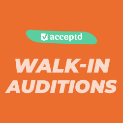 Acceptd Walk-In Auditions 2021 thumbnail