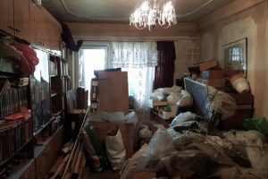 hoarder clean up ServiceMaster Upstate