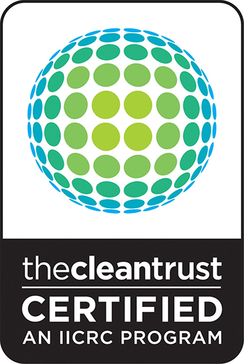 iicrc the clean trust certified