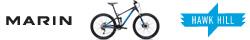 Marin Hawk Hill full-suspension trail mountain bike