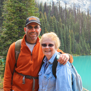 Square gary and susan in british columbia