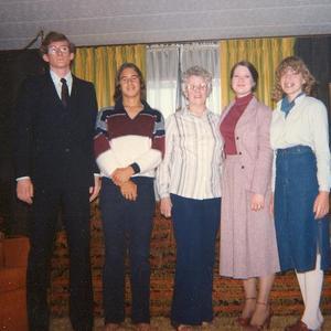 Square cousins 1980