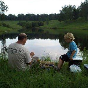 Square michael and houston fishing