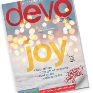 Stuff to do During Advent: A devozine feature