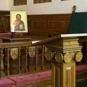 June in The Upper Room Chapel