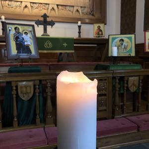 October in The Upper Room Chapel