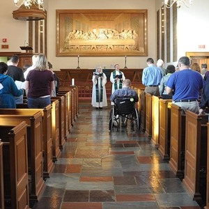 August in the Chapel