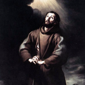 St. Francis and the Posture of Begging