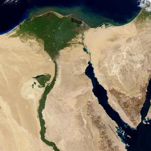 Square aerial view egypt land 87075