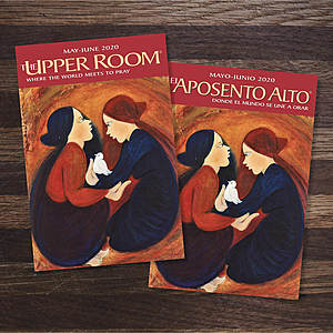 The Upper Room May/June Issue Available Free as Downloadable PDF