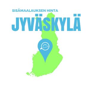 sisämaalauksen hinta Jyväskylä