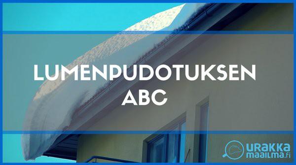 Lumenpudotuksen ABC
