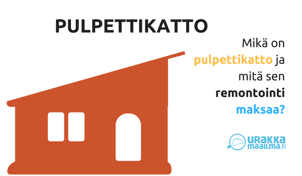 pulpettikatto, mikä on pulpettikatto?