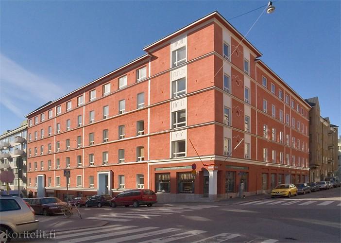 Toimenpideluvat, Aito Arkkitehtuuritoimisto Oy, Helsinki