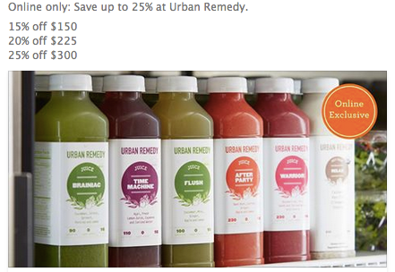 summer juice cleanse special