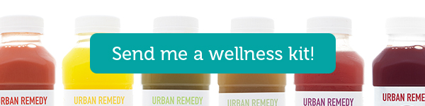 Urban Remedy Send Me a Wellness Kit