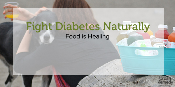Fight Diabetes Naturally with Urban Remedy