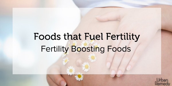 Foods that Fuel Fertility by Urban Remedy