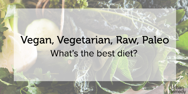 Raw Vegan Vegetarian Paleo