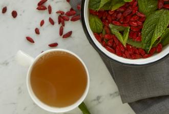 Goji Tea Featured
