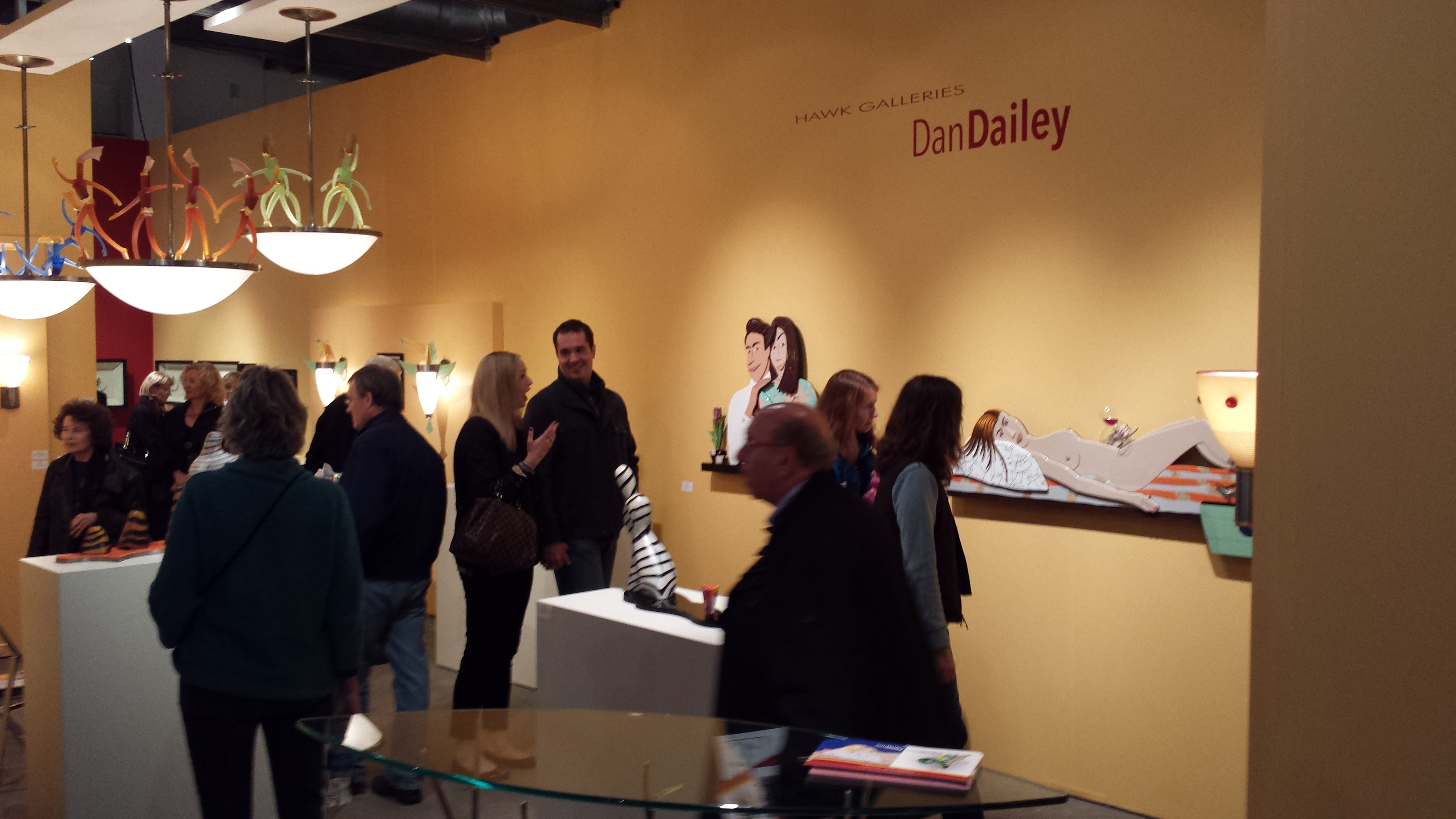 red dot report: sofa chicago 2013 sees solid sales, strong