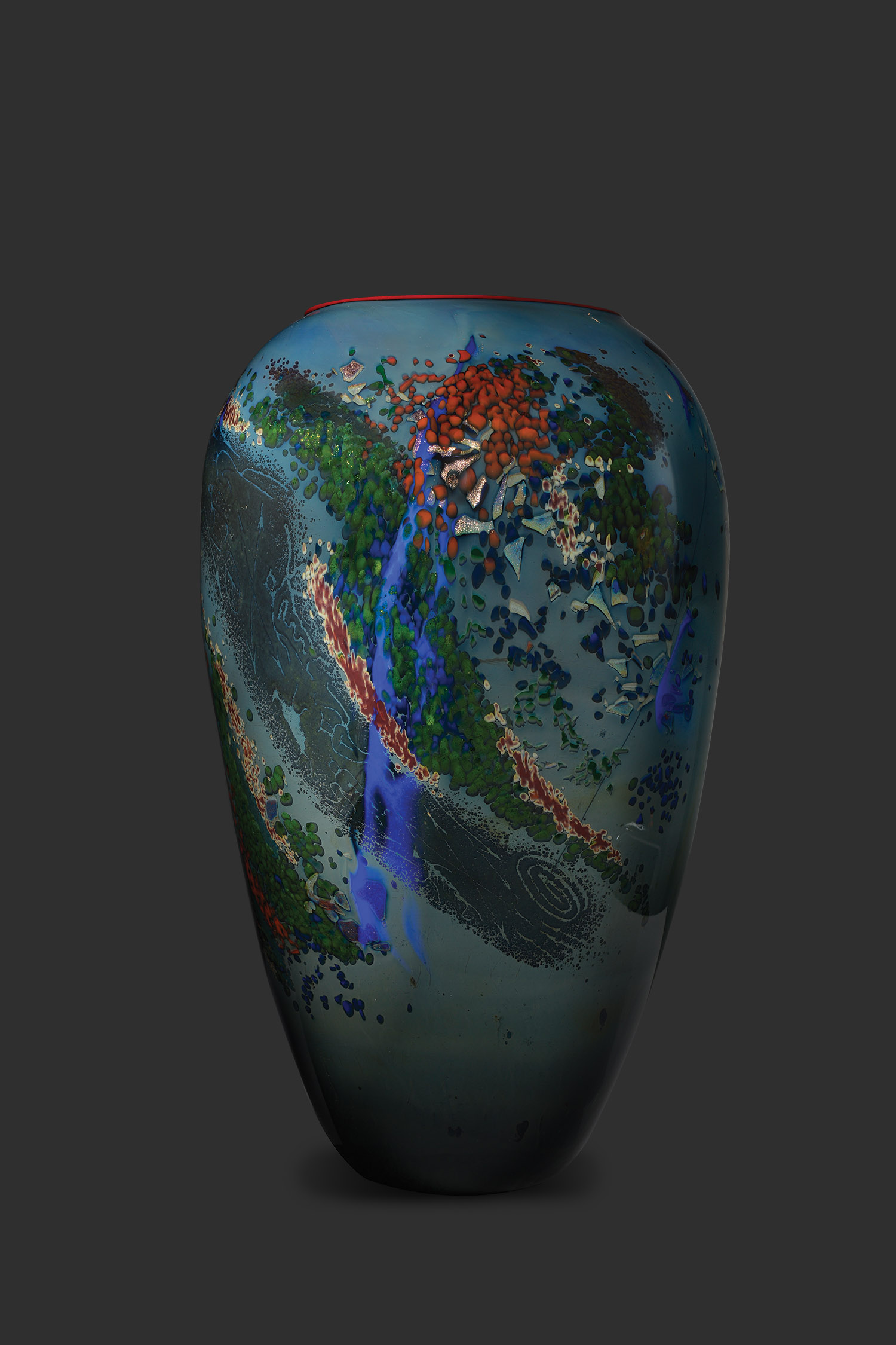 auction kicks off habatat galleries big annual event outside william morris web drawing vessel 1987