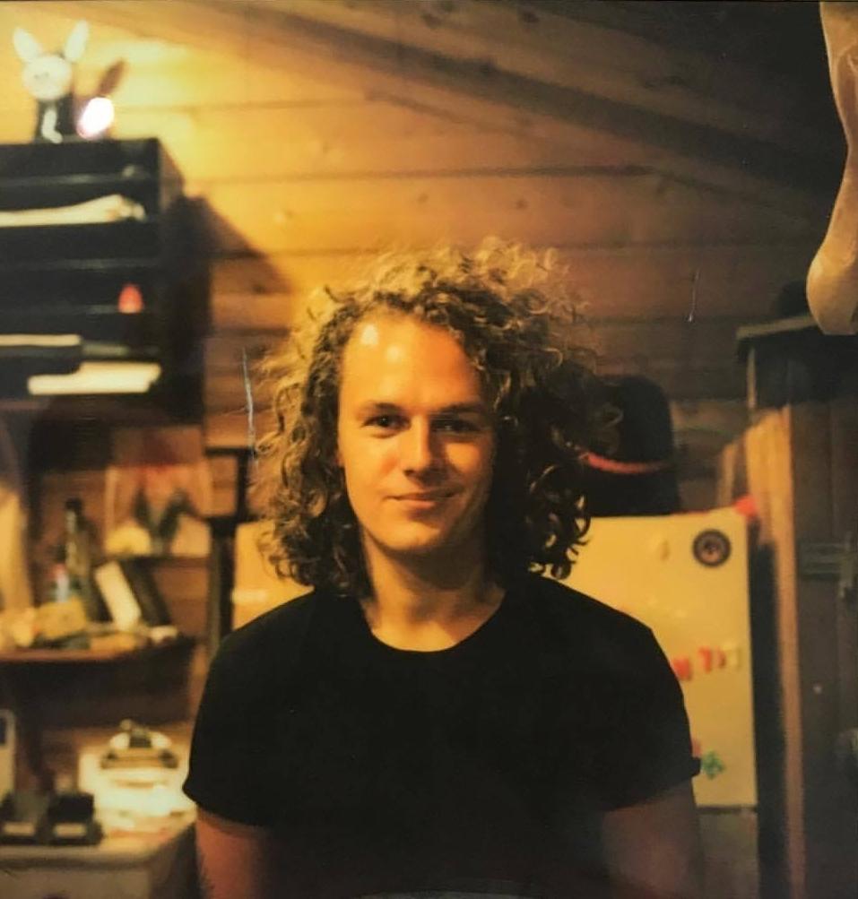 Rasmus Nossbring Headshot