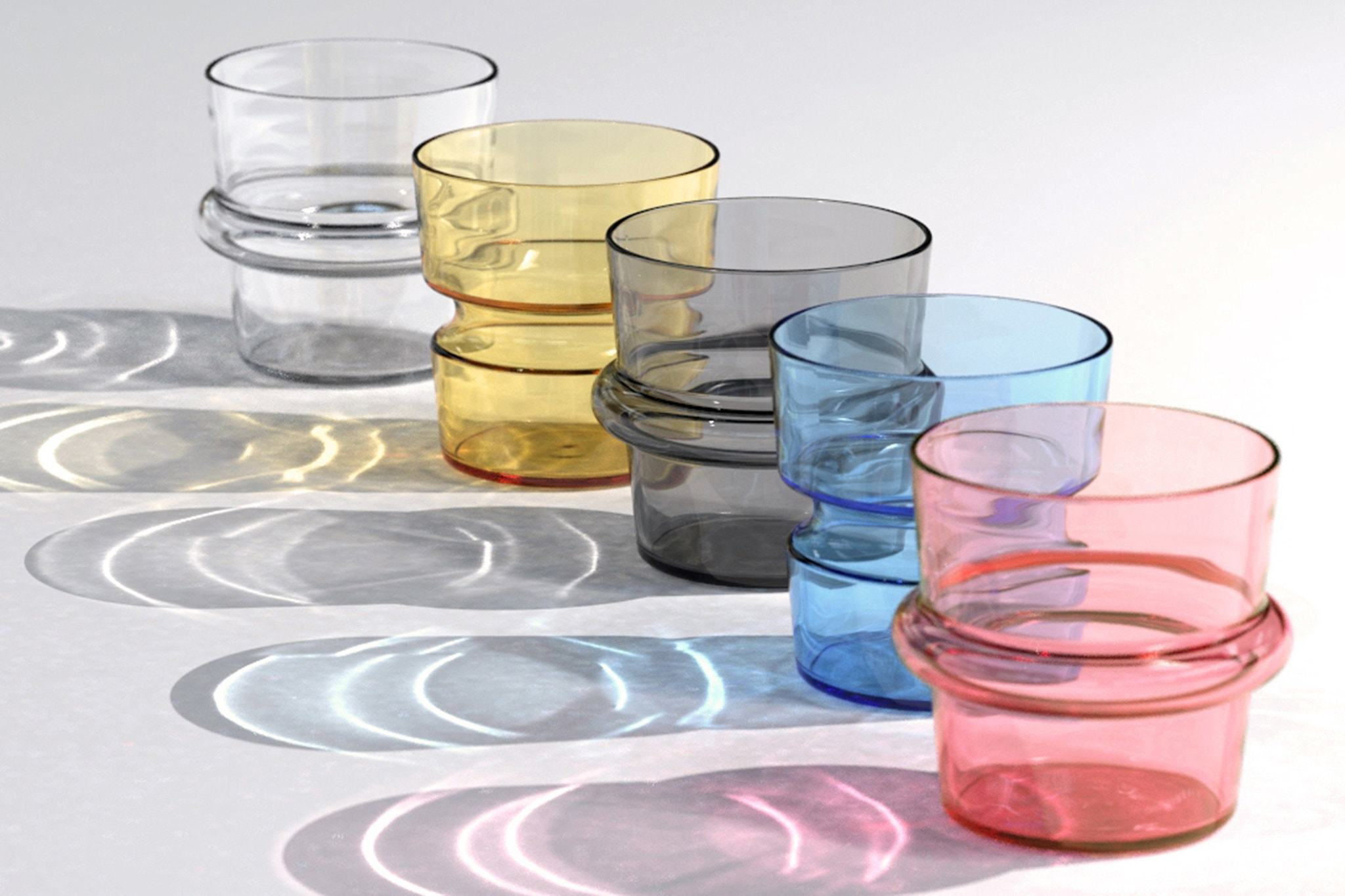 Cupples Glassware. Image Credit Adam Holtzinger/Keep